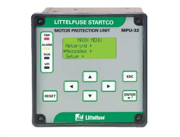 Littelfuse MPU-32 Motor Protection Relay