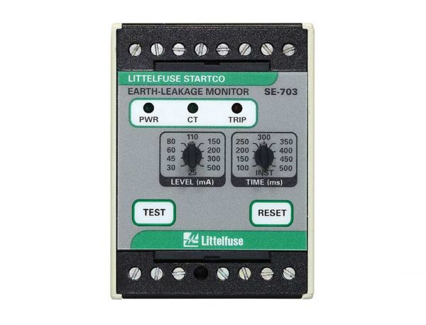 Littelfuse SE-703 Earth Fault Detection Relay
