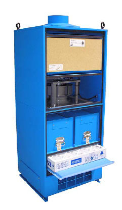 Air Filtration Pressurisation Unit