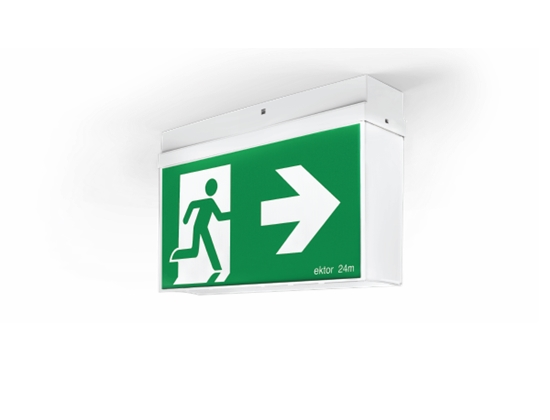 Emergency Exit Lighting Signs