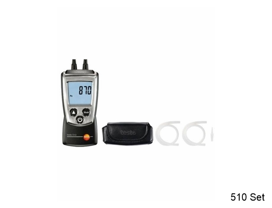 Testo Measuring and Testing Devices